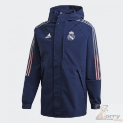 Chamarra Adidas del Real Madrid Travel Jacket