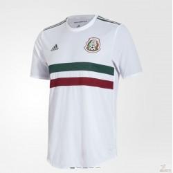 Jersey Adidas de la Seleccion de Mexico Version Jugador Climachill