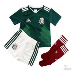 Kit Adidas de la Seleccion de Mexico Para Niños