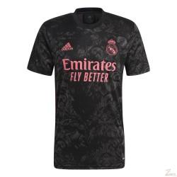 Jersey Adidas de el Real Madrid de Visitante Negro